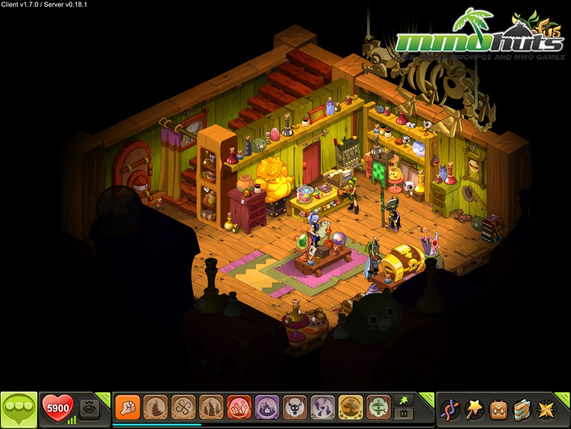 Dofus Touch Mmohuts