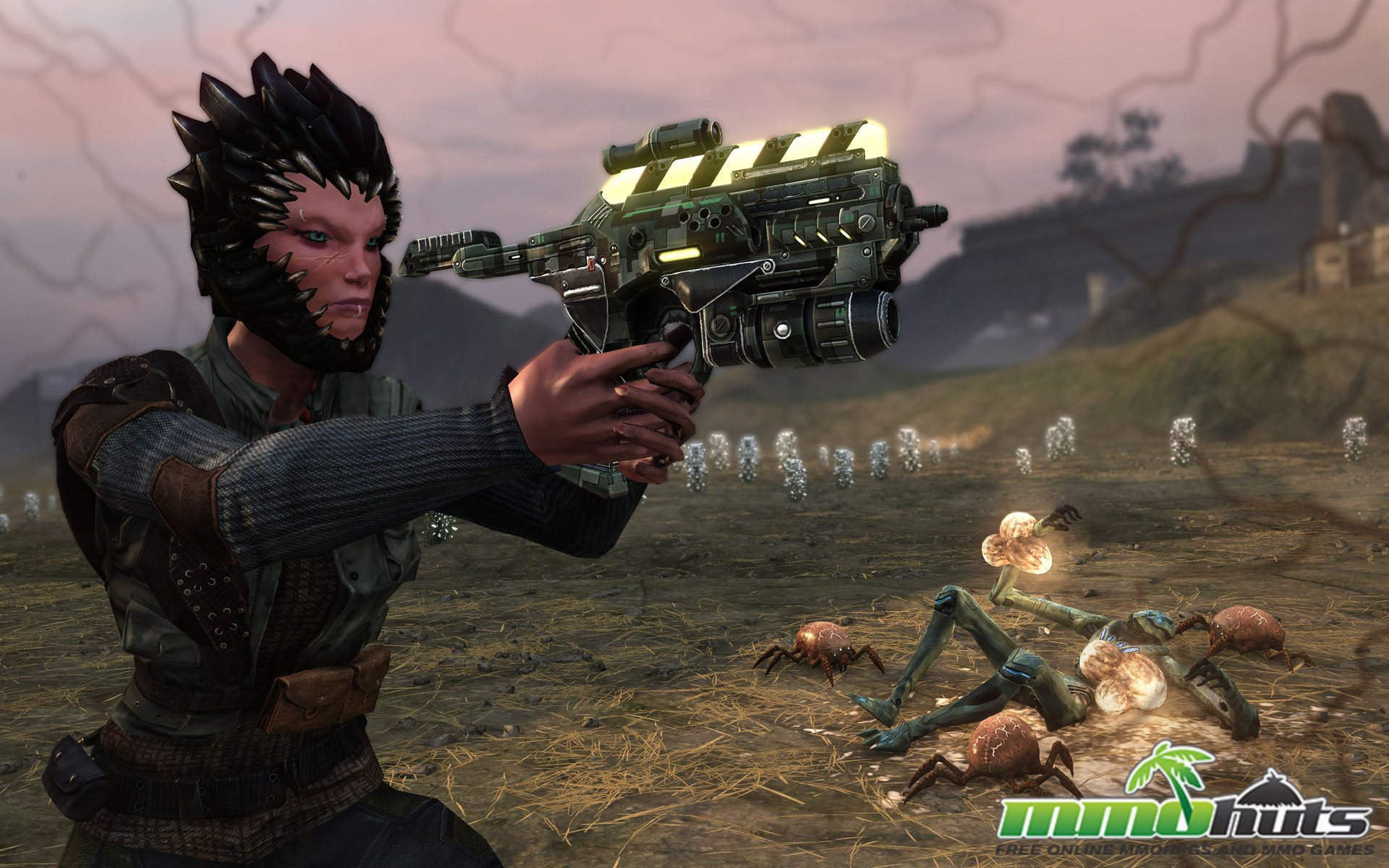Defiance 2050 | MMOHuts  Defiance 2050 |...