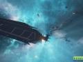 Evolvation Spaceship Graveyard