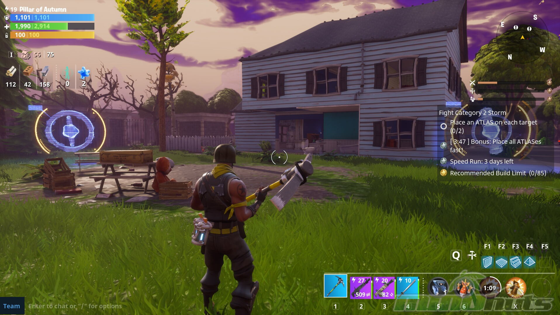 Fortnite Early Access Impressions Screenshot