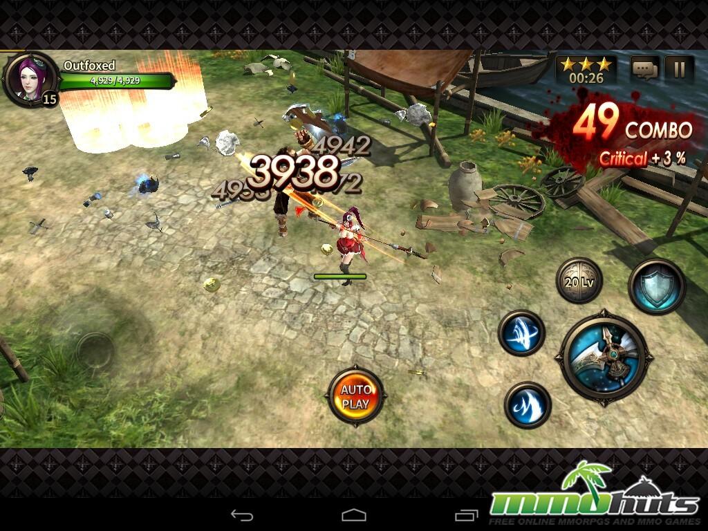 Heroes of Incredible Tales Review