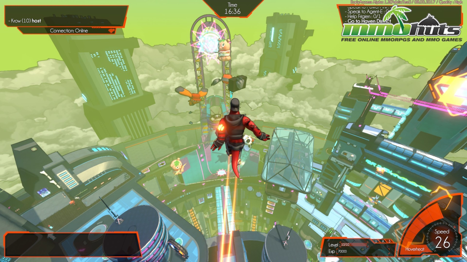Hover: Revolt of Gamers | MMOHuts