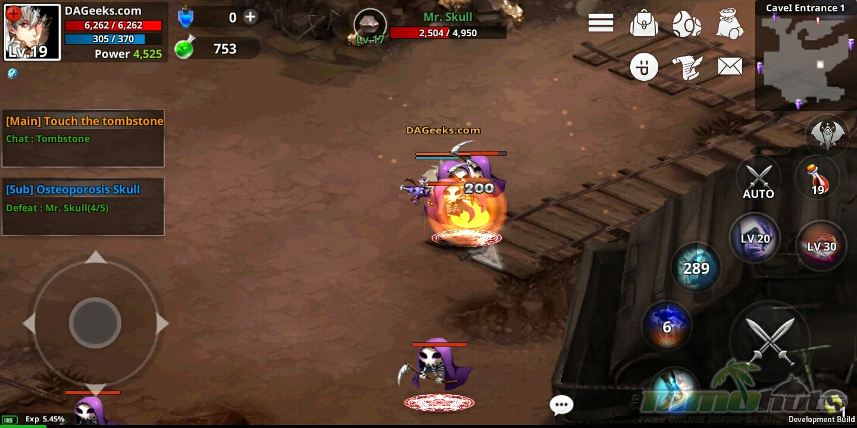 NTales Screenshot