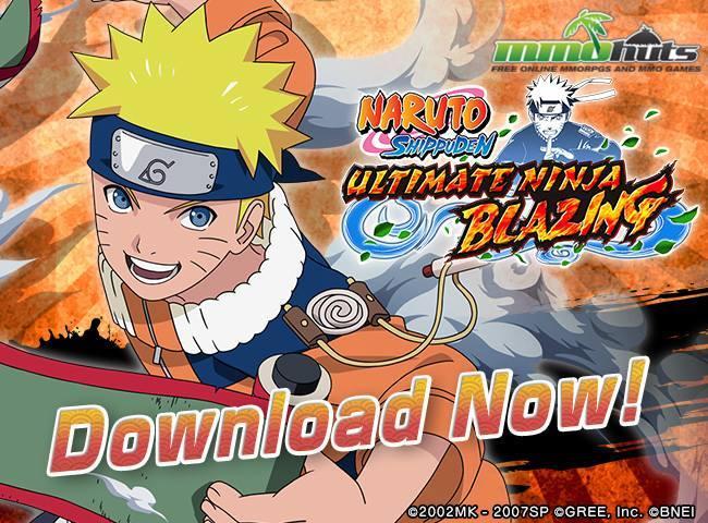 Ultimate Ninja Blazing_Download