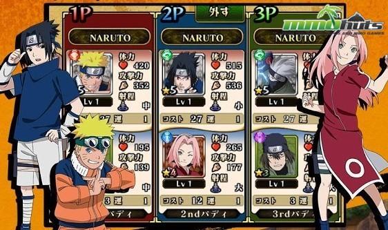 Ultimate Ninja Blazing_Ninjas