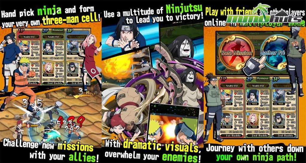 Ultimate Ninja Blazing_Ninjutsu