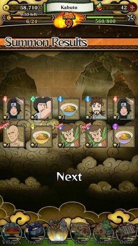 Naruto Shippuden: Ultimate Ninja Blazing Mobile Review | MMOHuts
