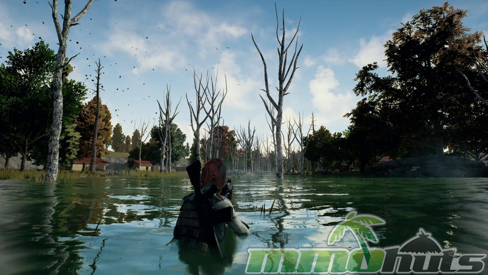 Playerunknown's Battleground Screenshot
