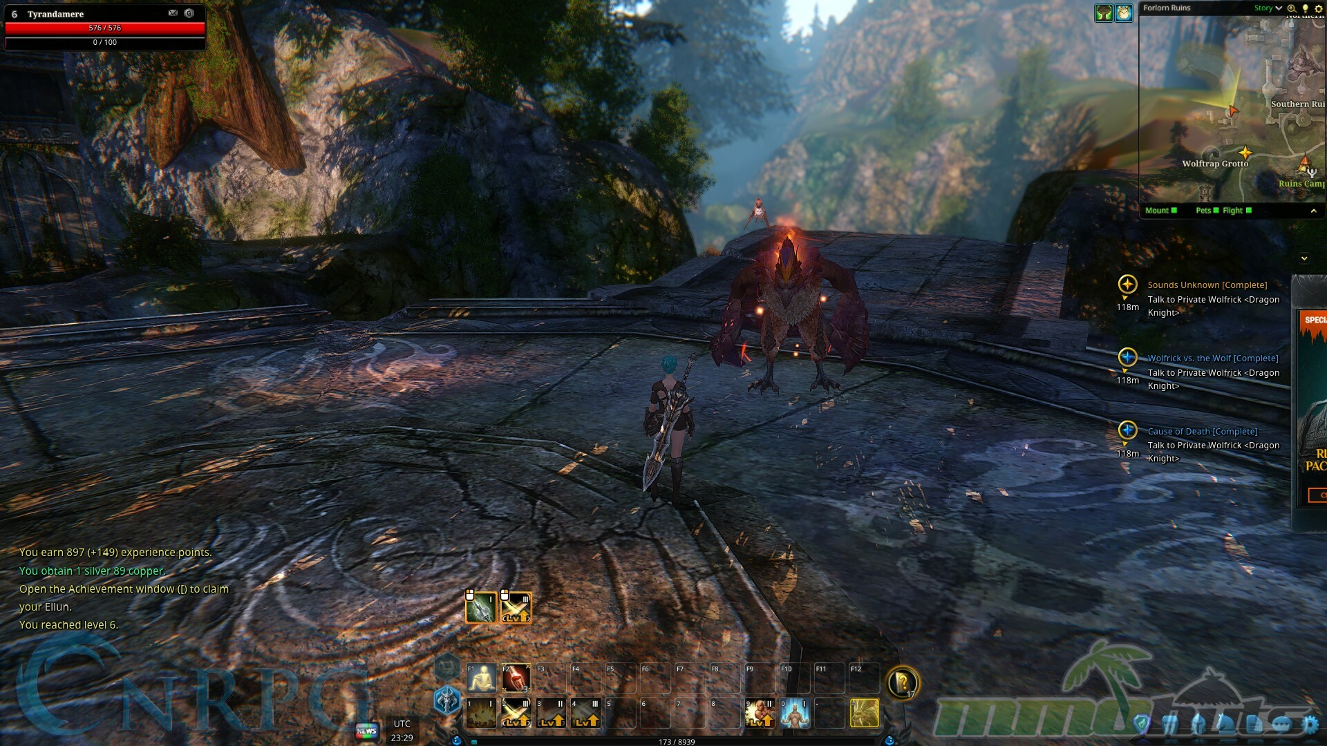 riders of icarus launch review mmohuts