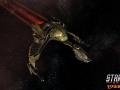 Tier 1 B'Rotlh Bird-of-Prey Starship