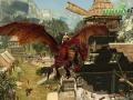 Savage Hunt_Red Dragon Mount