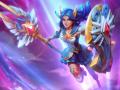 Smite 5.14 - Mystic Guardian Athena