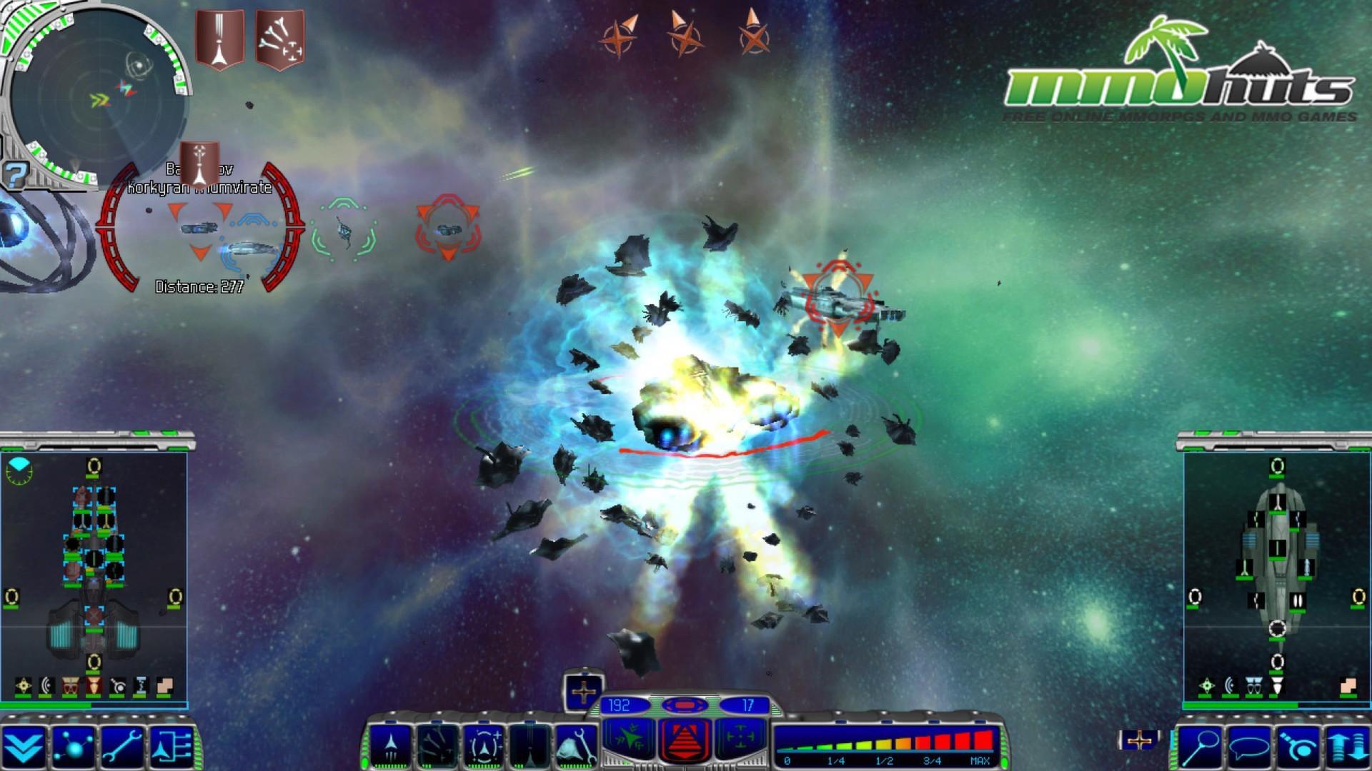 Starpoint Gemini_Explosion