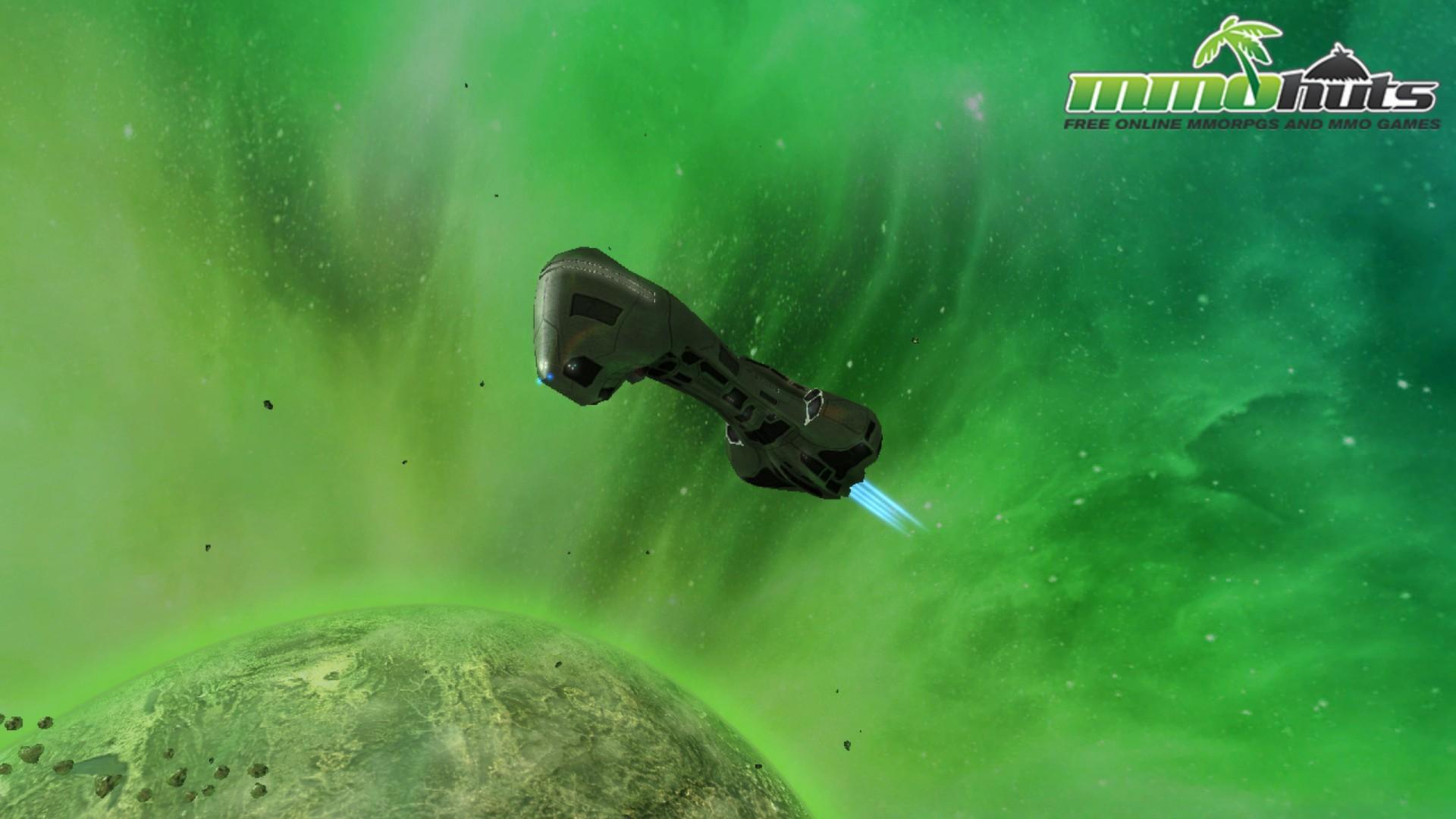 Starpoint Gemini_Lone Ship