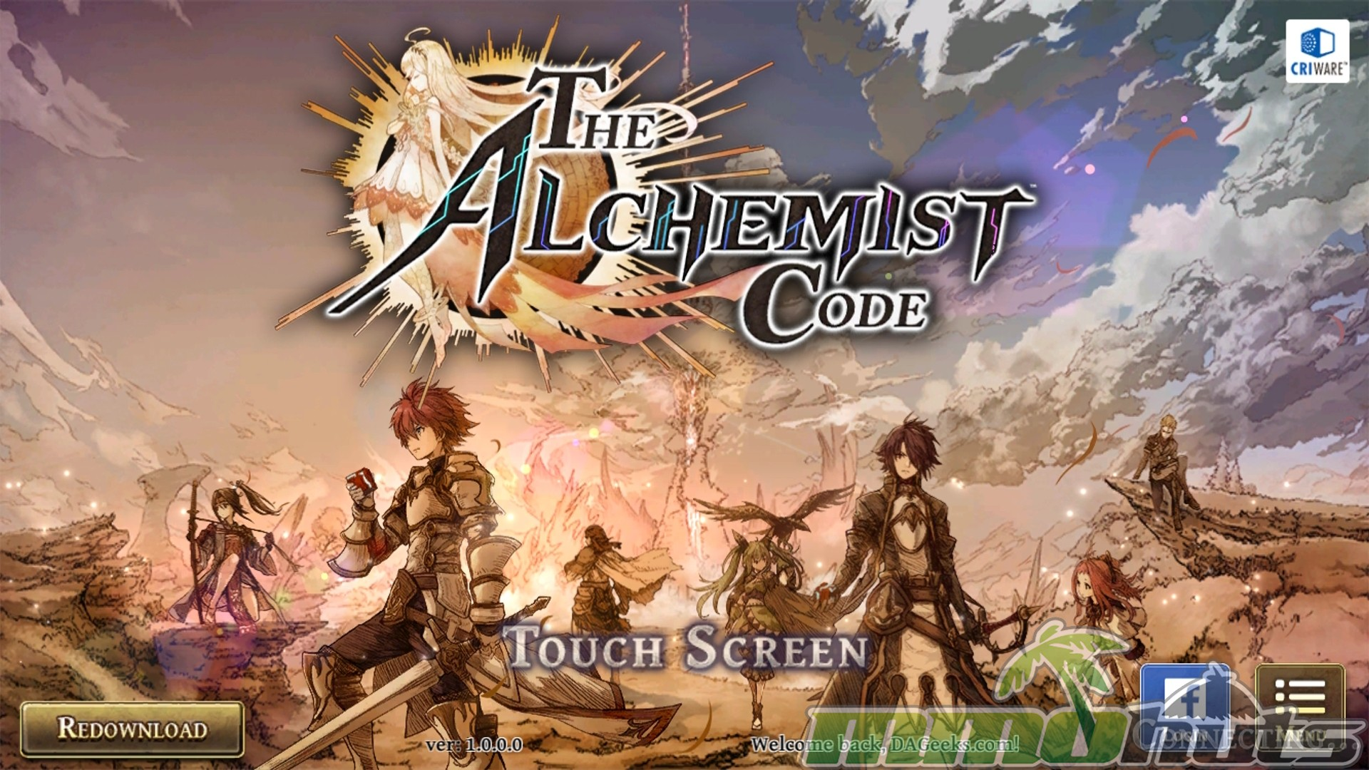 The Alchemist Code Review (Android)   MMOHuts