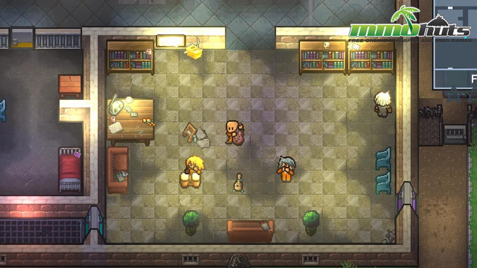 The Escapists 2 Mmohuts
