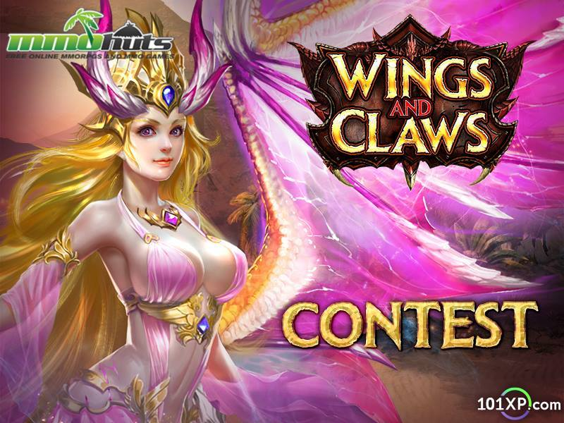 how to play wings and claws