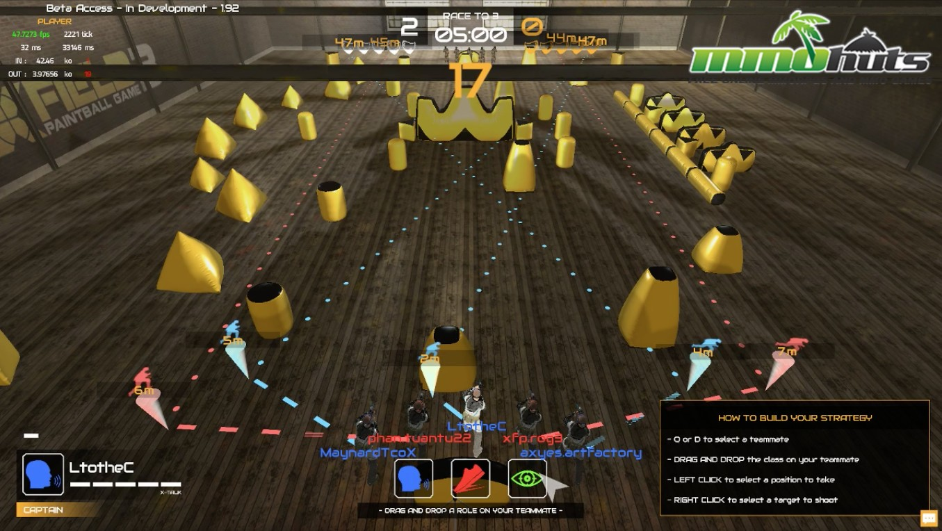 XField Paintball 2 Multiplayer iOS Universal Games. Free was Free. Own Wish Buy Buy. XField Paintball: The official paintball video game. Available on Android, iOS and soon on PC / Steam: www.xfield-paintball.com Discover the first fps action sports 3d g ...