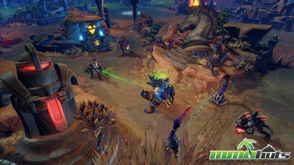 Arena of fate beta key giveaways