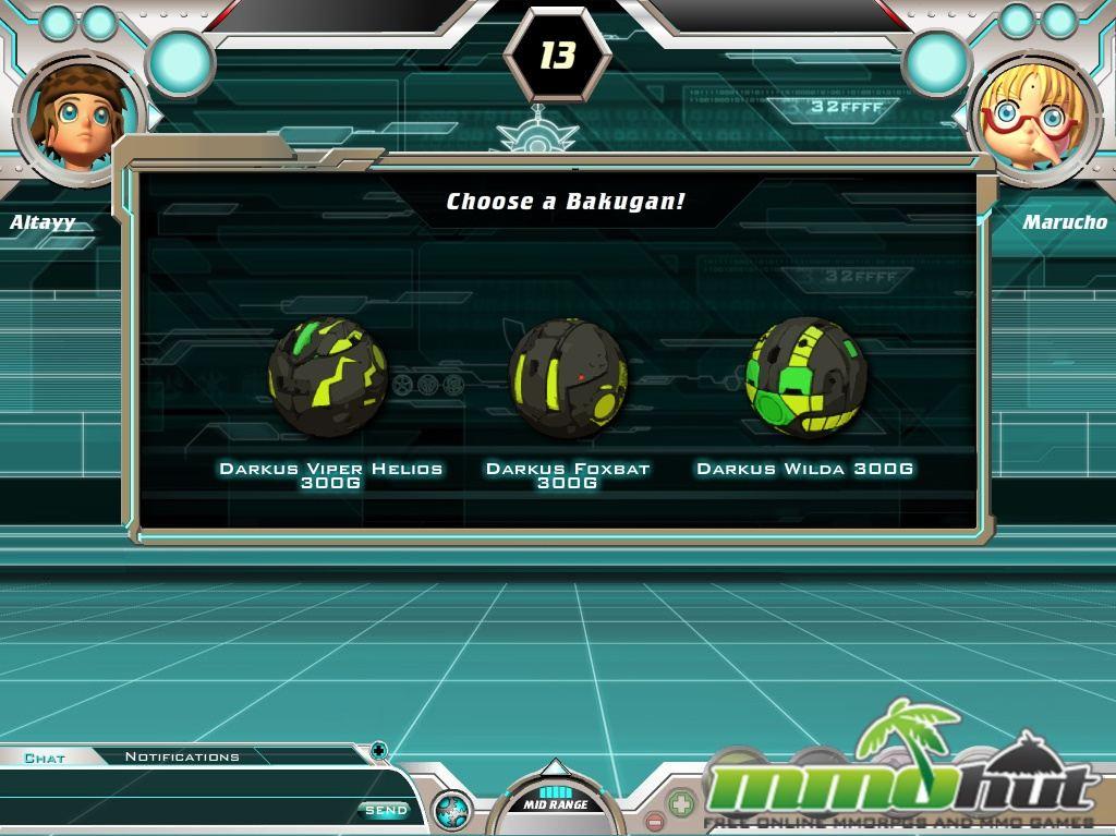 Bakugan Online MMORPG - Bing images