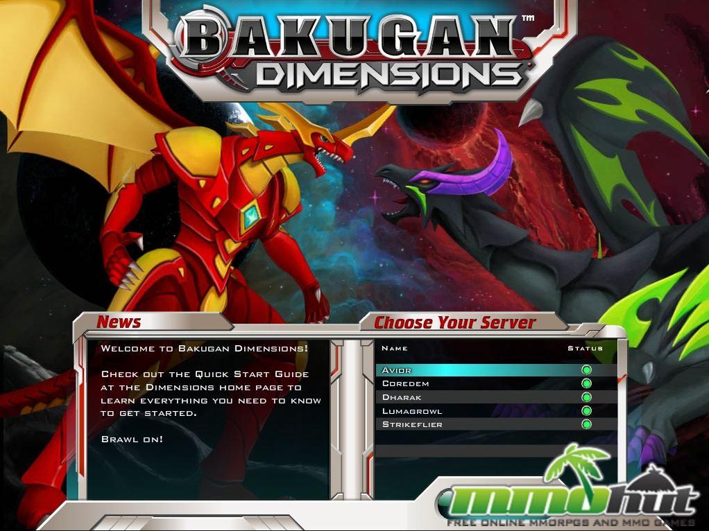 Bakugan dimensions | mmohuts.