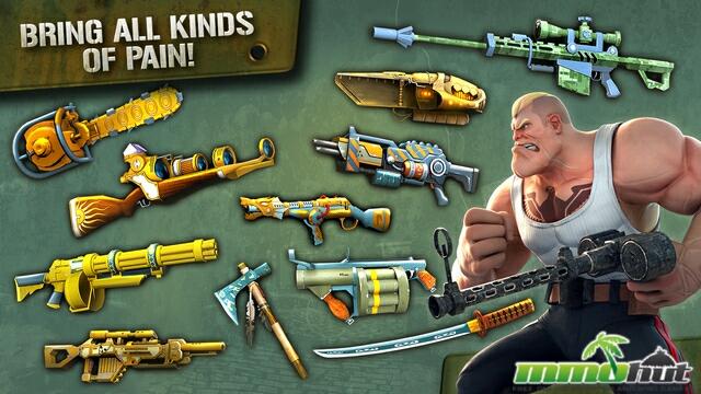 Blitz Brigade_Weapons