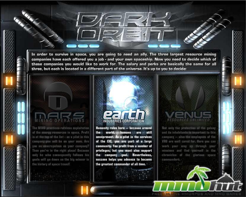 Dark Orbit | MMOHuts