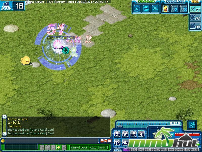 digimon world slot game