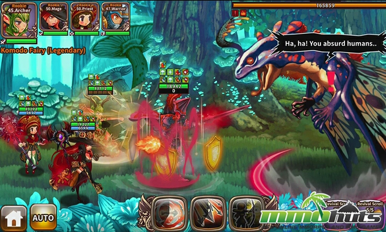 Dragon Blaze 01
