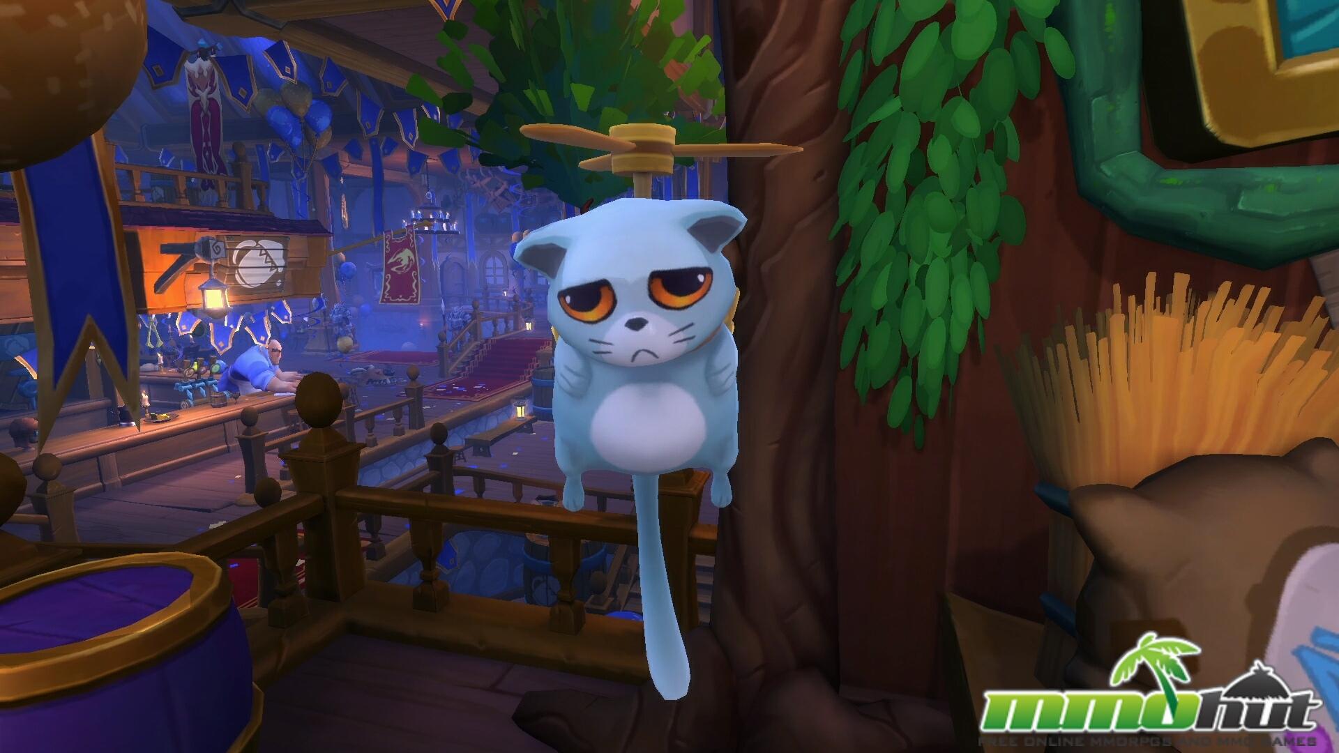 Dungeon Defenders  Top Cat