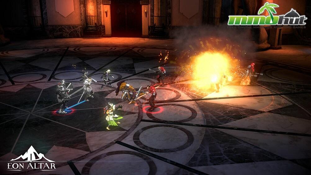 Eon Atlar_Battle