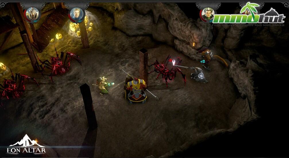 Eon Atlar_Spider Battle