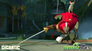 Gigantic – Closed Beta Impressions