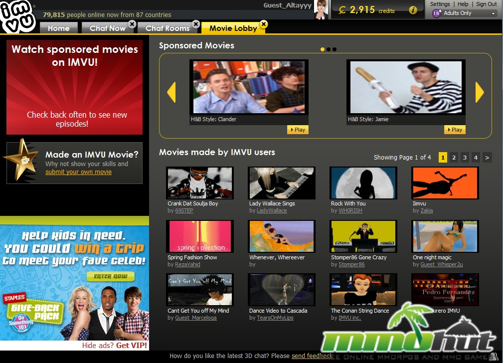 How To Play Music In Imvu Chat Room