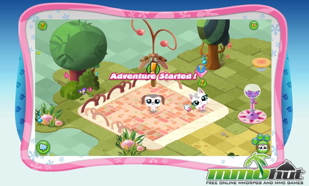 Virtual pet shop games online