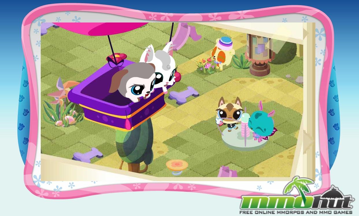 Free online my littlest pet shop games