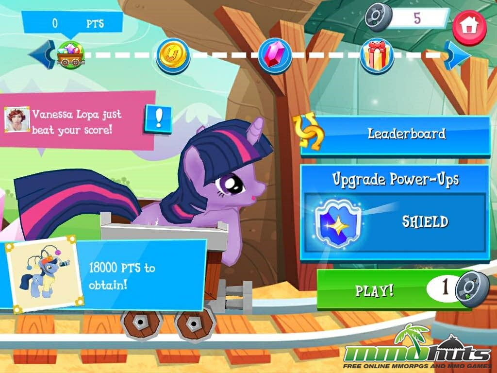 My Little Pony: Friendship is Magic Mobile Review Screenshot