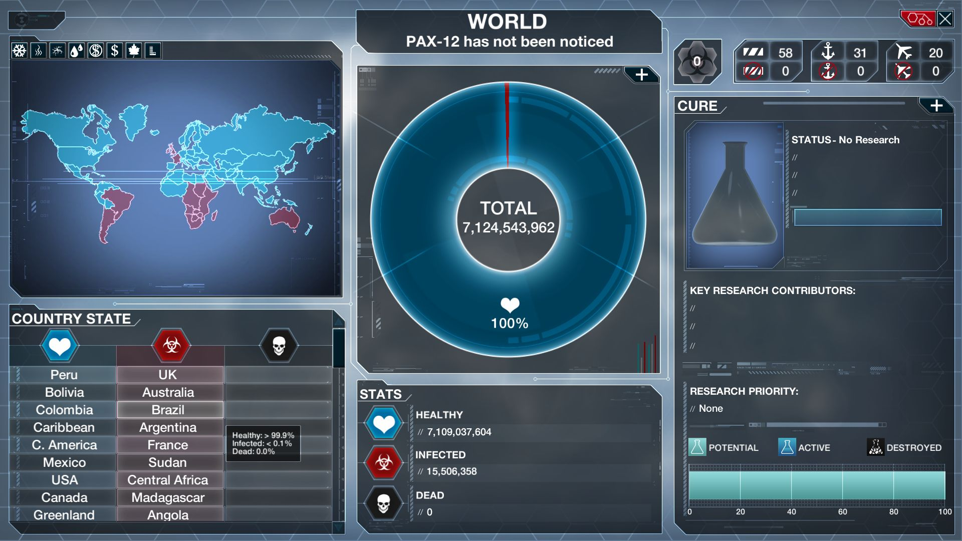 Plague Inc: Evolved Launch Review