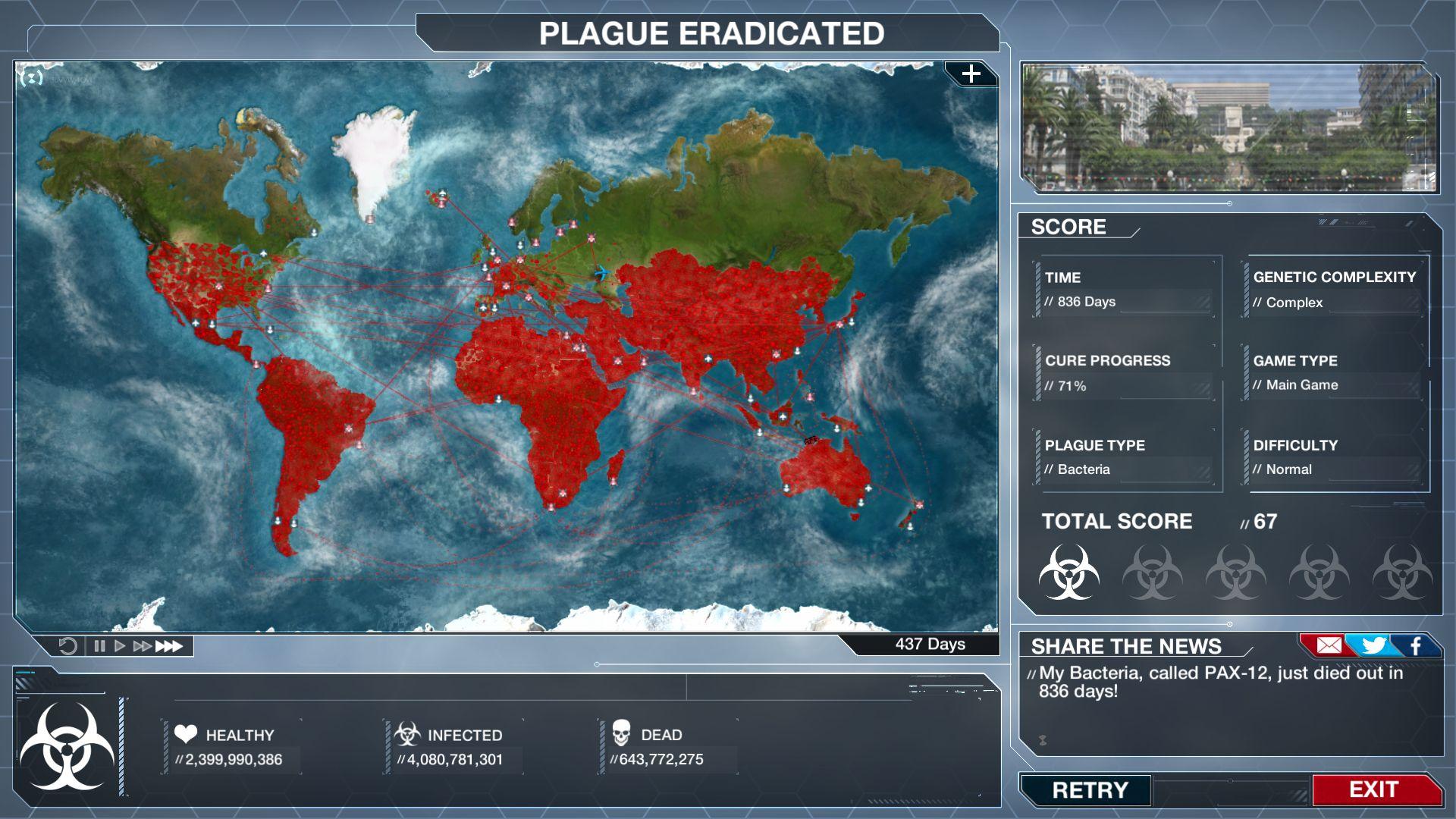 Plague Inc Online Spielen