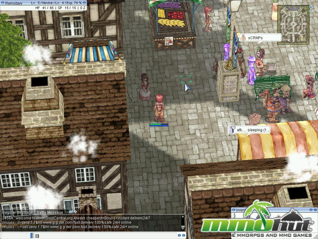Ragnarok Online | MMOHuts