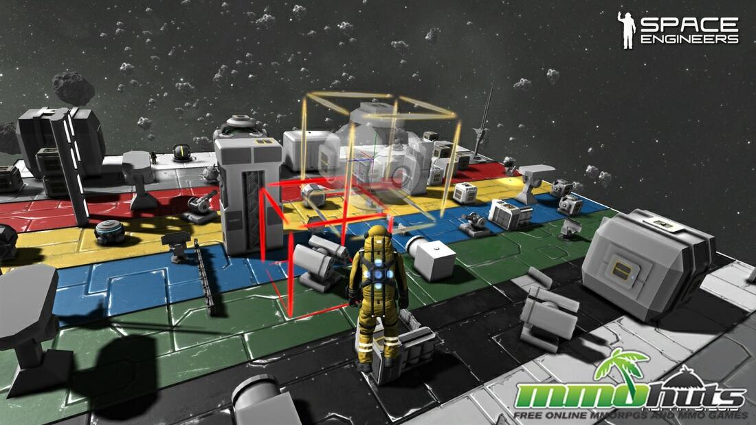 Space Engineers 01