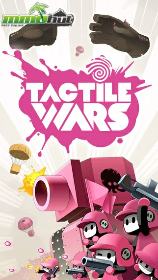 Tactile Wars_Lengthy Banner