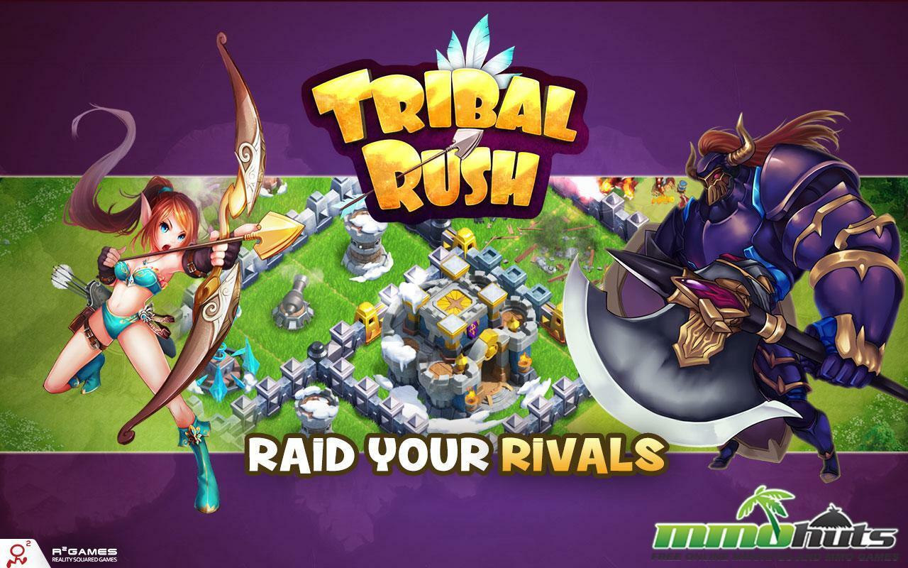 Tribal Rush