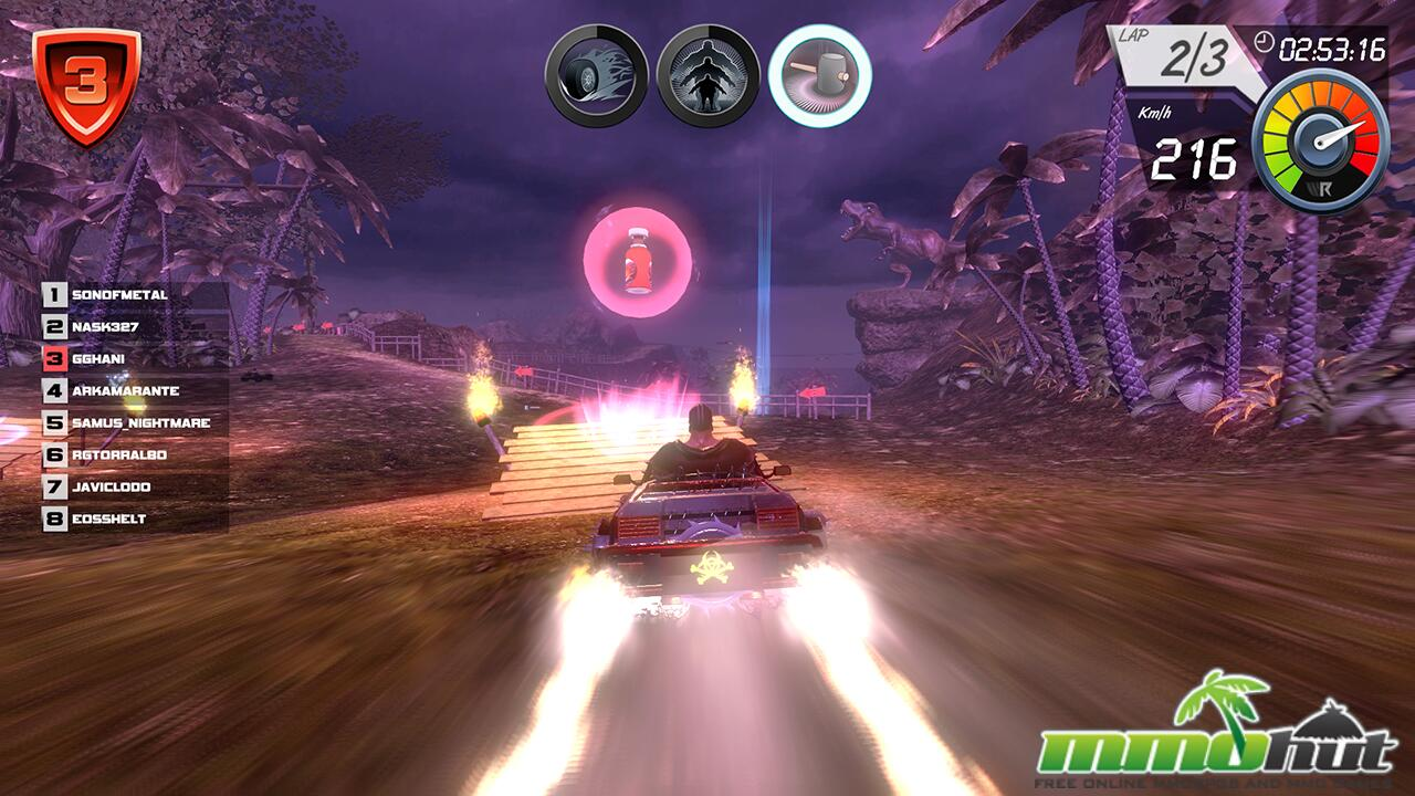 Wincars Racer_Booster