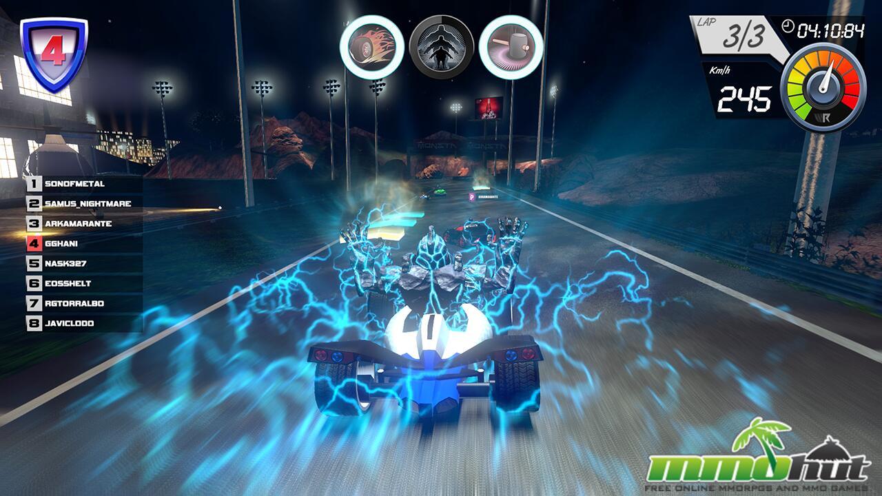 Wincars Racer_Electricity