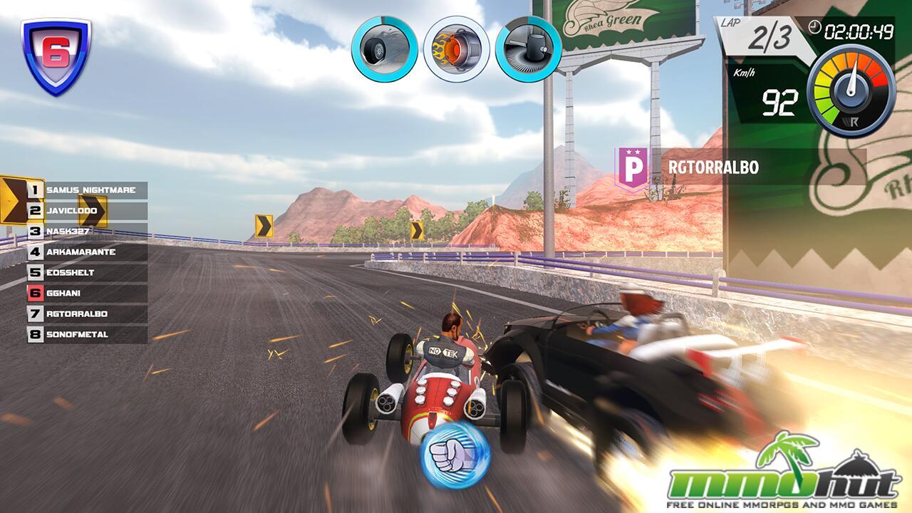 Wincars Racer_Rammed
