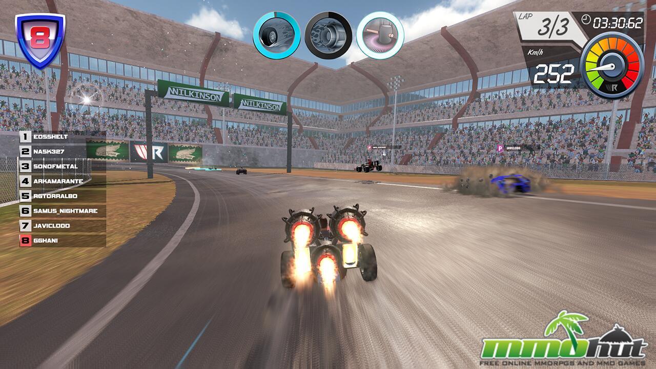 Wincars Racer_Rockets
