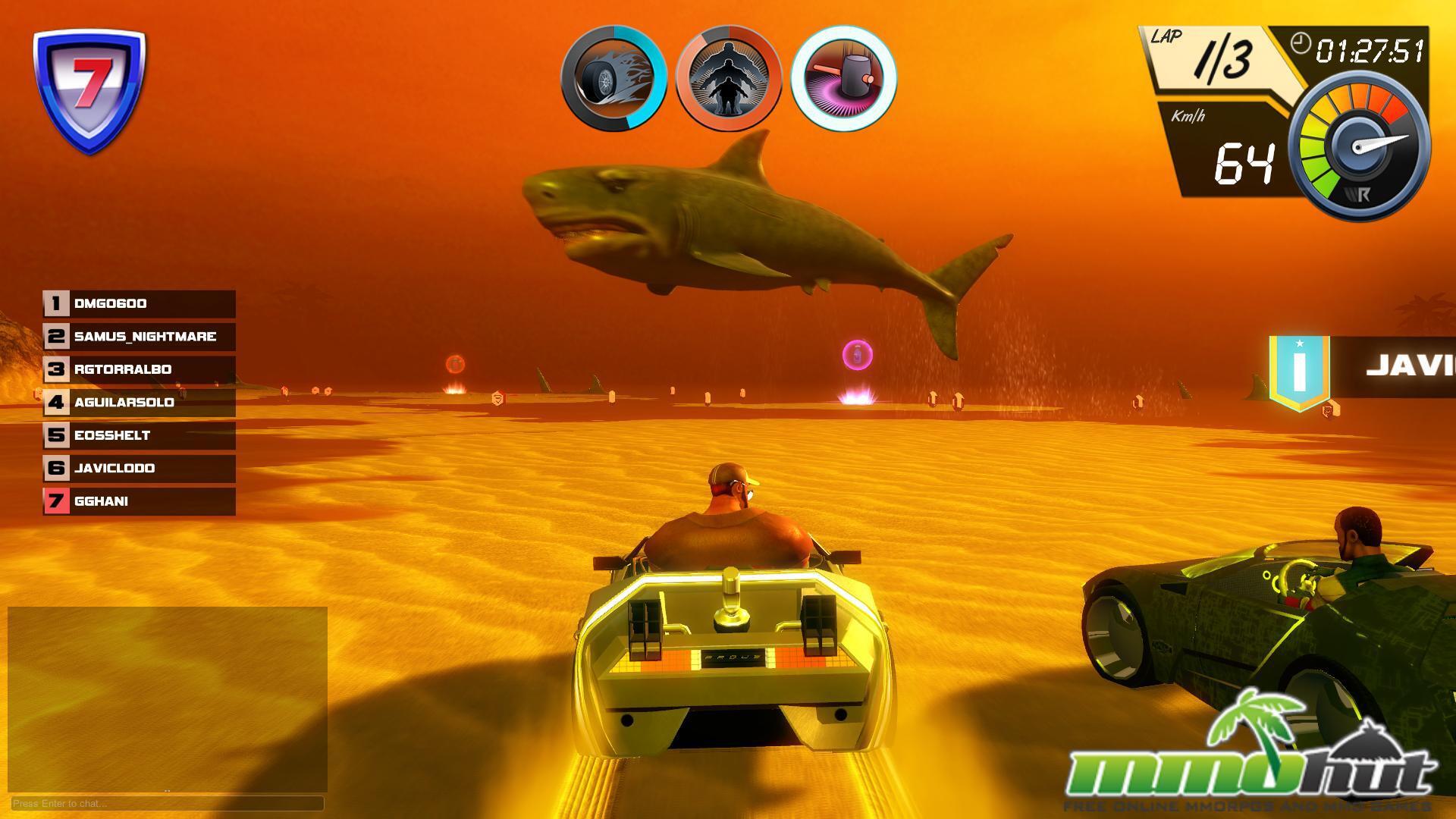 Wincars Racer_Shark