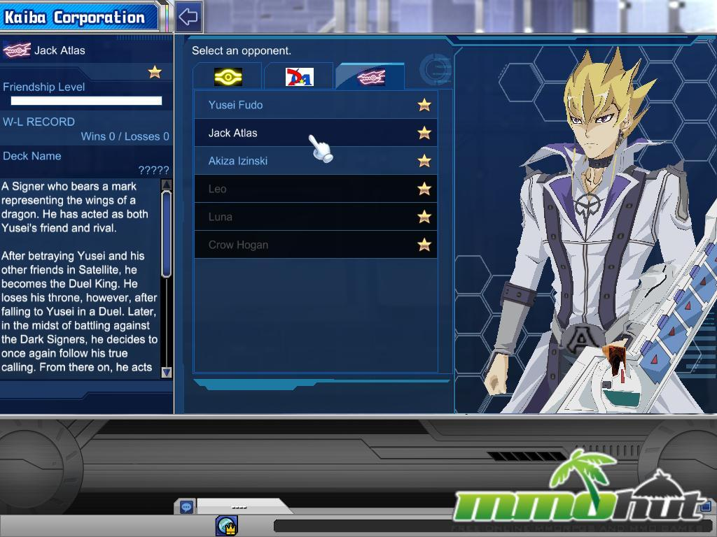 yu gi oh online duel accelerator gratuit