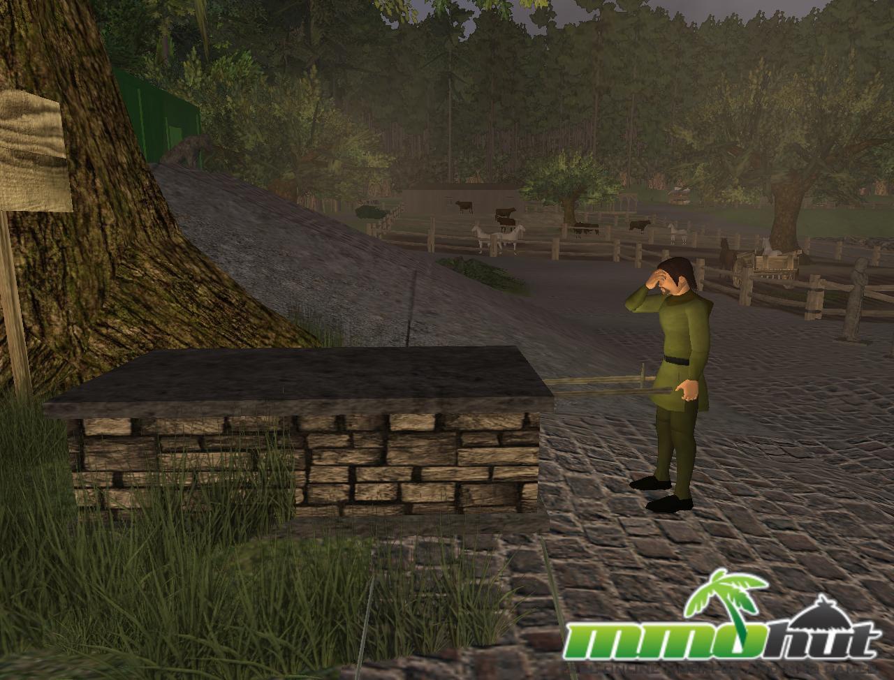 Wurm Online Linux MMORPGs